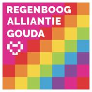 organisatie logo Regenboog Alliantie Gouda